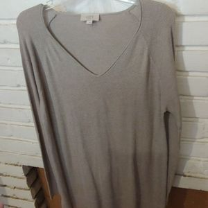 New without tags loft sweater
